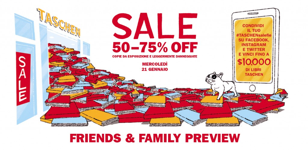 Svendita Taschen Store Milan 50-75%