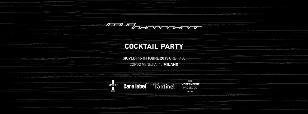 ITALIA INDEPENDENT Cocktail Party #5