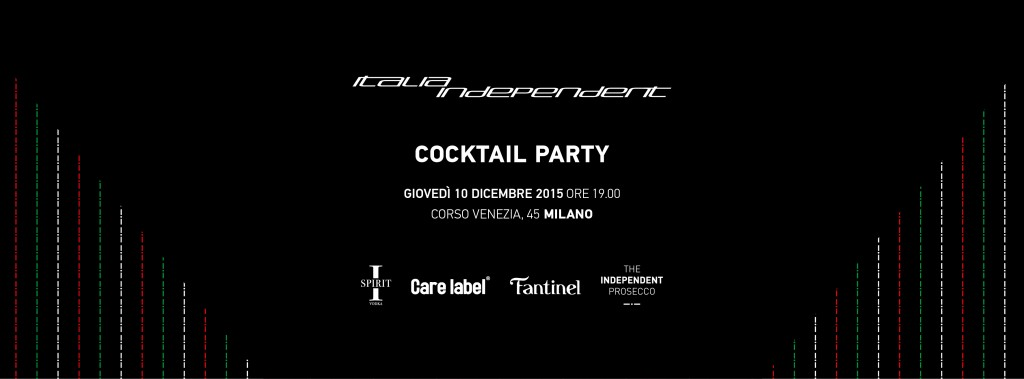 ITALIA INDEPENDENT Cocktail Party – The Last