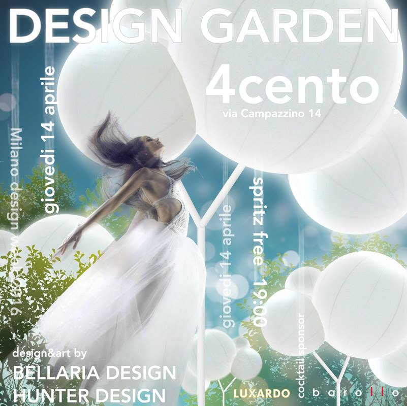 14.04 Design-Garden @ 4cento