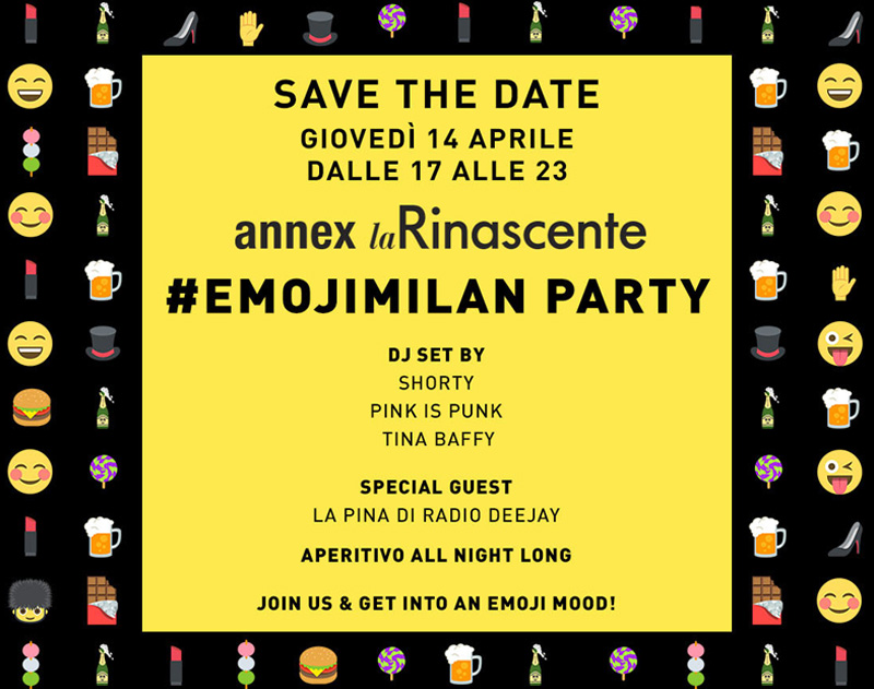 14.04  Annex laRinascente Event – FuoriSalone2016
