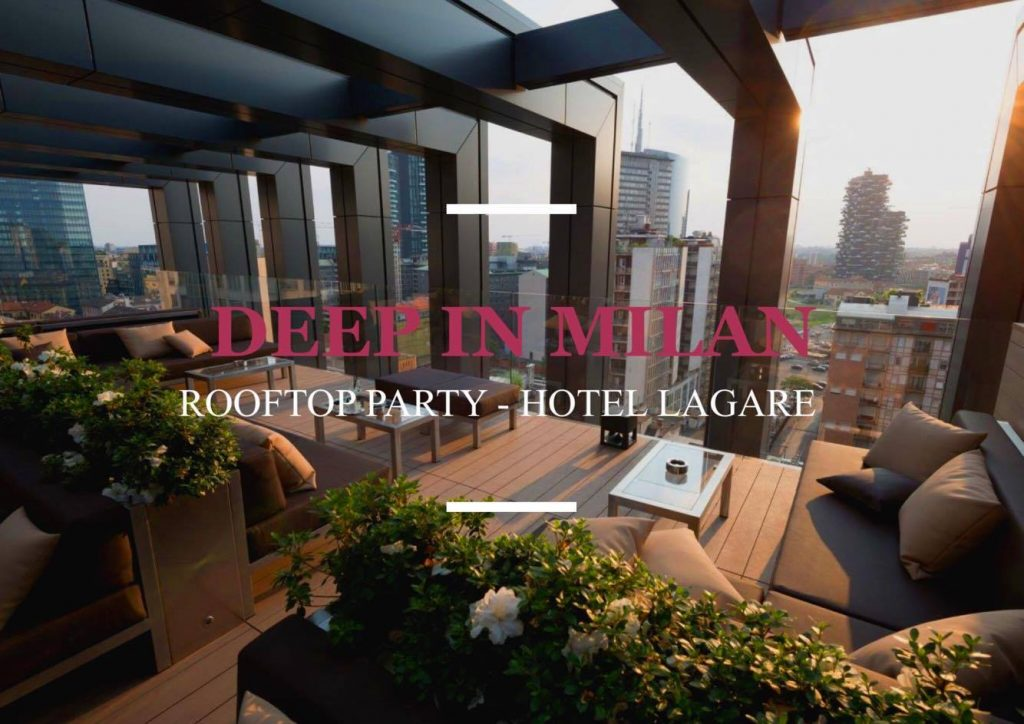 08.07 Rooftop Party – LaGare Hotel