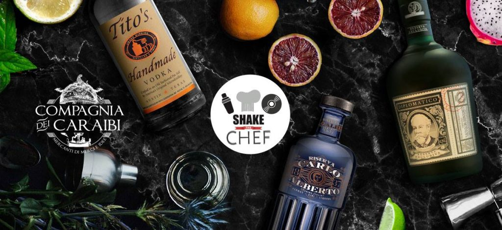 11.05 SHAKE the CHEF – Closing Party #MFoodW 2017