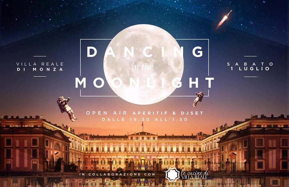 01.07.17 Villa Reale / Dancing In the Moonlight