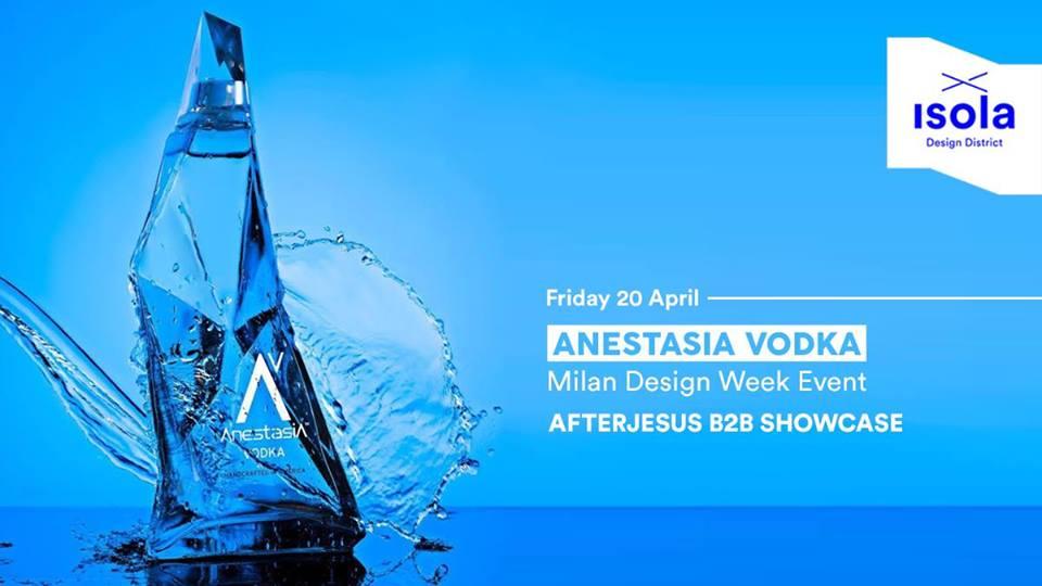 20.04.2018 AnestasiA Vodka X Isola Design District