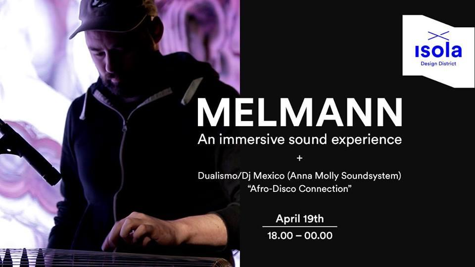 19.04.2018 Melmann X Isola Design District