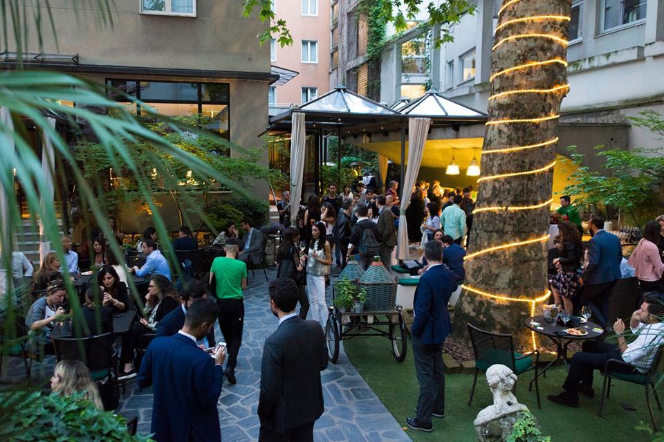 14.06 | Garden Party con Degustazione VINI | Milano Moda Uomo