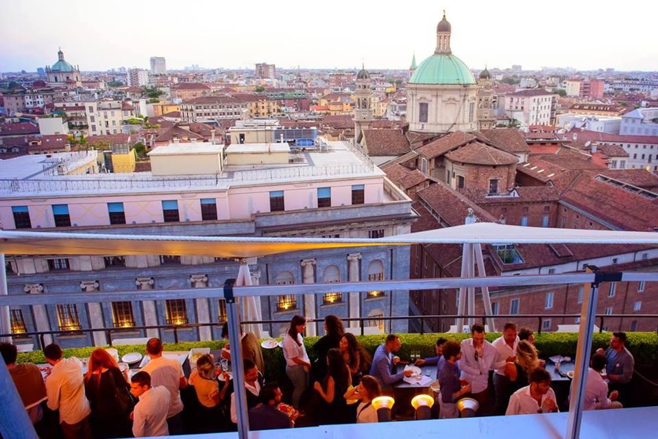 14.07 Rooftop Cocktail Party | Serata Speciale Ca' del Bosco