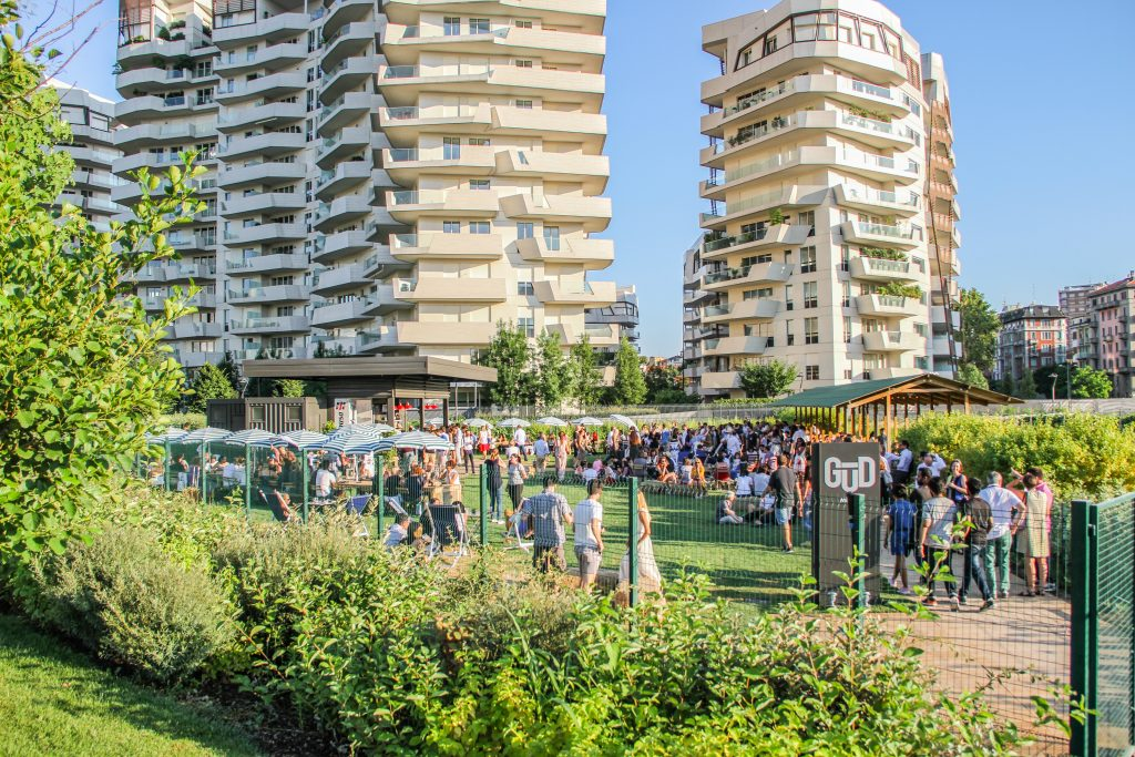 12.09| Citylife Urban Garden Aperitif @ GUD Citylife