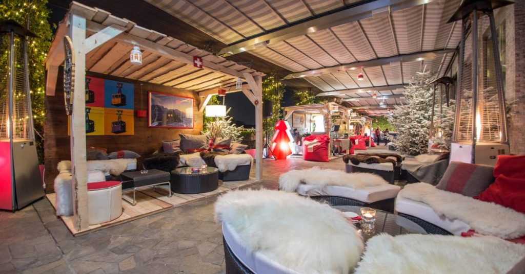 13.11 | SWISS APERO / Swiss Winter Lounge @ Terrazza Palestro
