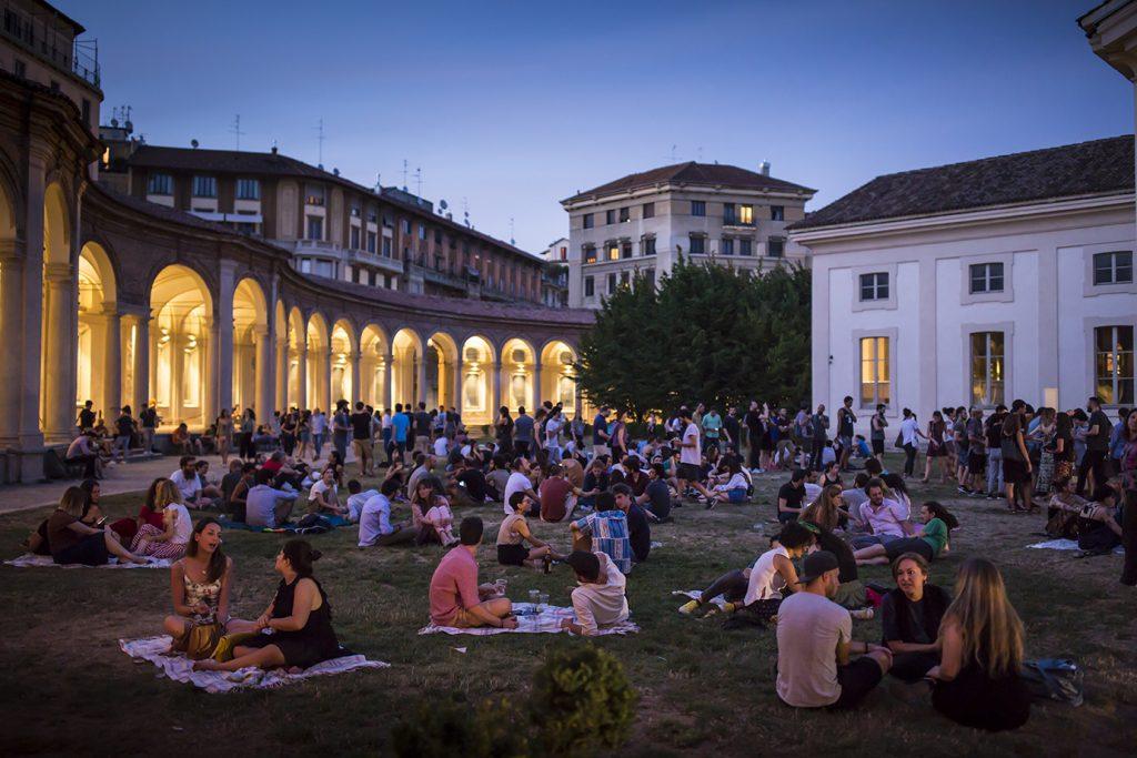 18.07 | Garden Party at Rotonda della Besana