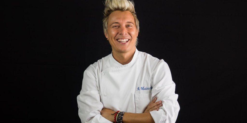 06.05 | Samsung per Milano Food Week con Chef Andrea Mainardi
