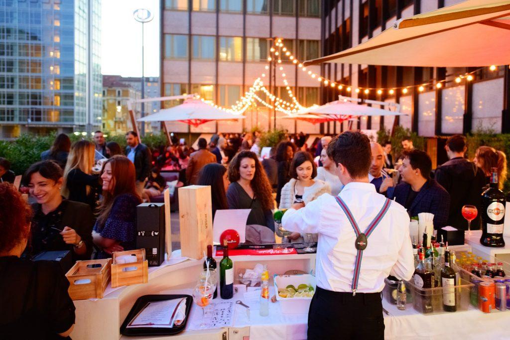 06.06 | Terrazza Hotel Hilton – Cocktail Party