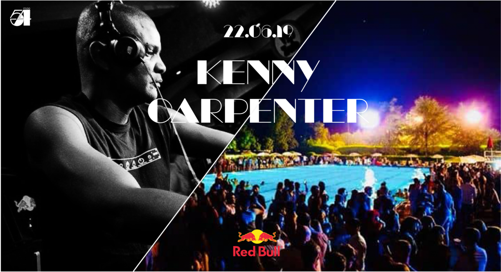 Pool Party Harbour Club w/guest Dj Kenny Carpenter