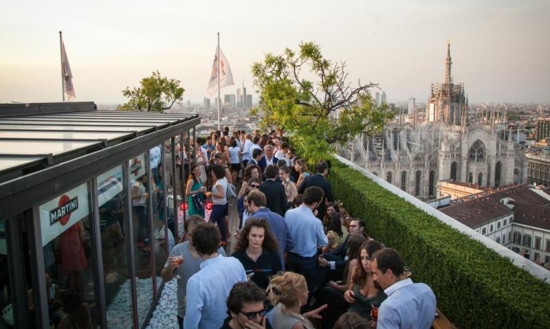 29.06 – WHITE PARTY Vista Duomo | Terrazza Martini