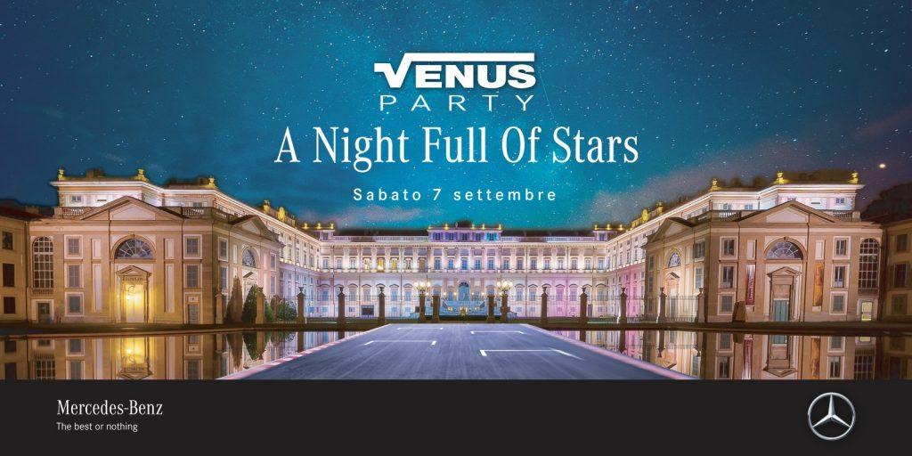 07.09 – Venus Party at Villa Reale di Monza