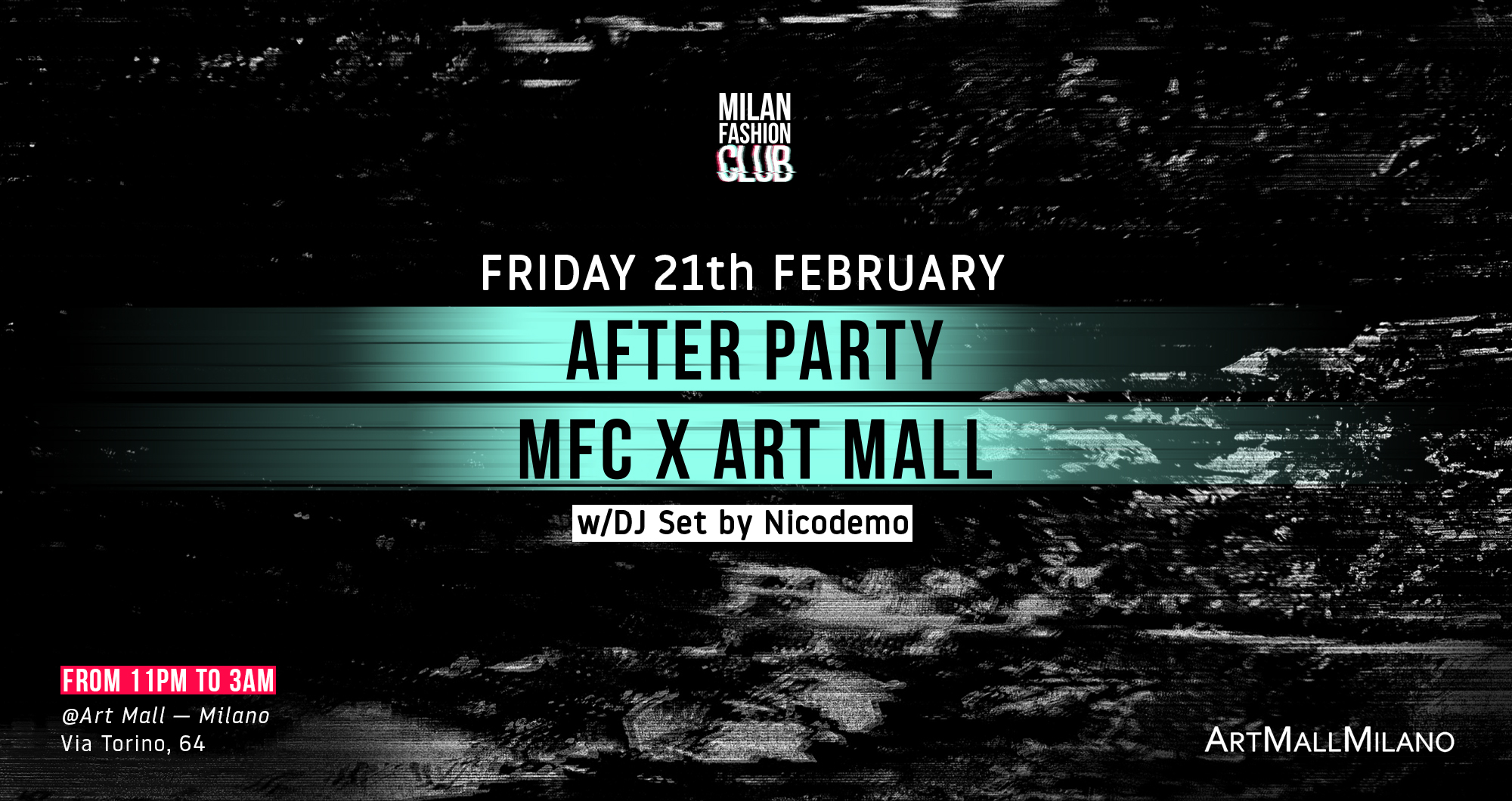 21.02 | After Party MFC x Art Mall